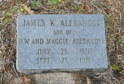 James K. Alexander