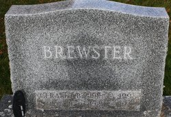 Gerald Bishop Brewster