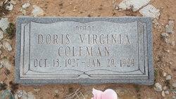 Doris Virginia Coleman