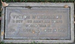 Victor H Bernardy