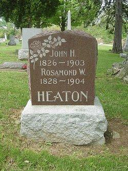 John H Heaton