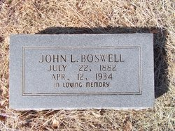 John Lee Boswell