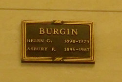 Helen Gould Burgin