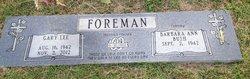 Gary Lee Foreman