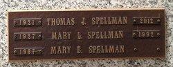 Thomas J Spellman