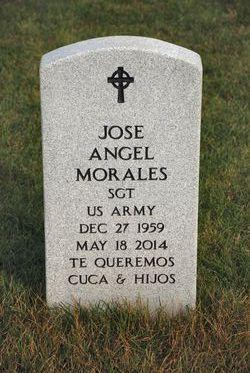 Jose Angel Morales