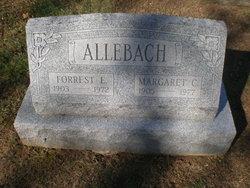 Margaret C. <I>Lee</I> Allebach