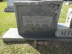 """William Cornelius """"Bill"""" Alford"""