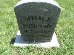 Derral P. Bushman