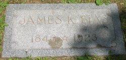 "James K ""Polk"" Bias"
