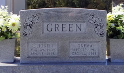 R Lionell Green