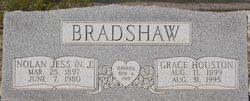 Grace <I>Housten</I> Bradshaw