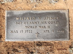 Wilfred Vernon Spinks