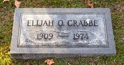 """Elijah Oscar """"Loggie"""" Crabbe"""
