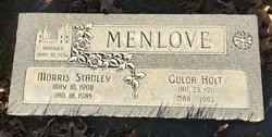Morris S Menlove