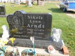 """Nikole """"Niki"""" Arndt"""