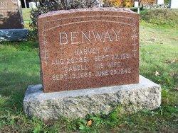 Esabell <I>Mellen</I> Benway