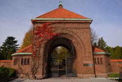 Helsingborg Pålsjö Cemetery