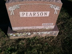 Carl O Pearson