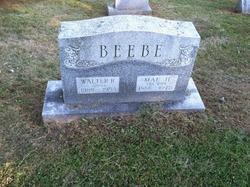 Walter R Beebe