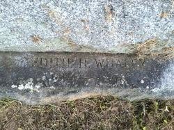 Edith H Whaley