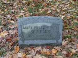 Mary <I>Fullenwider</I> Spindler
