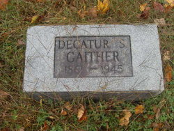 Decatur Secor Gaither