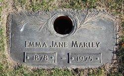 Emma Jane <I>Henderson</I> Marley