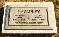 Mary <I>Montgomery</I> Macauley