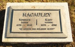 Murdoch Macauley