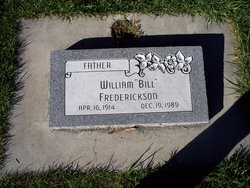 William Fredrickson