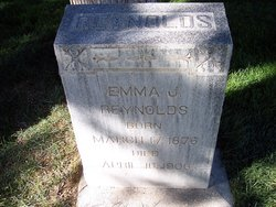 Emma <I>Johnson</I> Reynolds