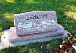 Lois Earlene <I>Osmundson</I> Lewison
