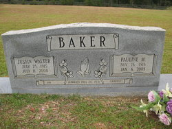 Justin Walter Baker