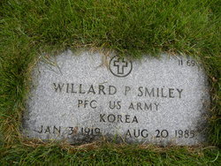 Willard Pershing Smiley