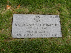 Raymond C. Thompson