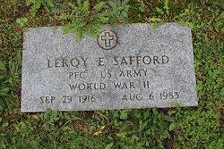 Leroy E. Safford