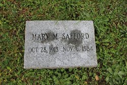 Mary M. Safford