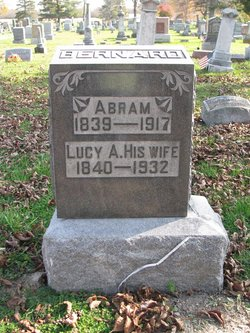 Lucy Ann <I>Smith</I> Bernard