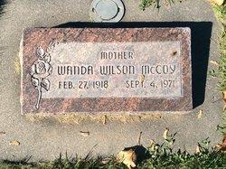 Wanda Katherine <I>Wilson</I> Mccoy