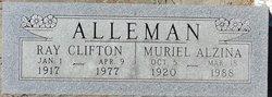 Ray Clifton Alleman, Sr