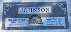 Roger Anthony Johnson