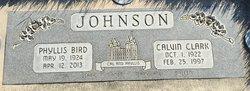 Calvin Clark Johnson