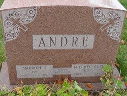 "Ambrose J ""Pop"" Andre"