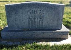 Ernest Franklin Binks