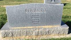 Norma <I>Snell</I> Oakley