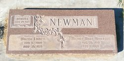 Walter Emmett Newman