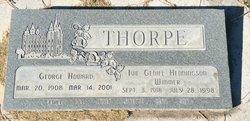 Ivie Geniel <I>Henningston</I> Thorpe