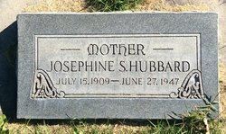 Josephine <I>Stanford</I> Hubbard