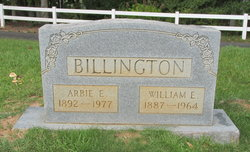 William Earl Billington